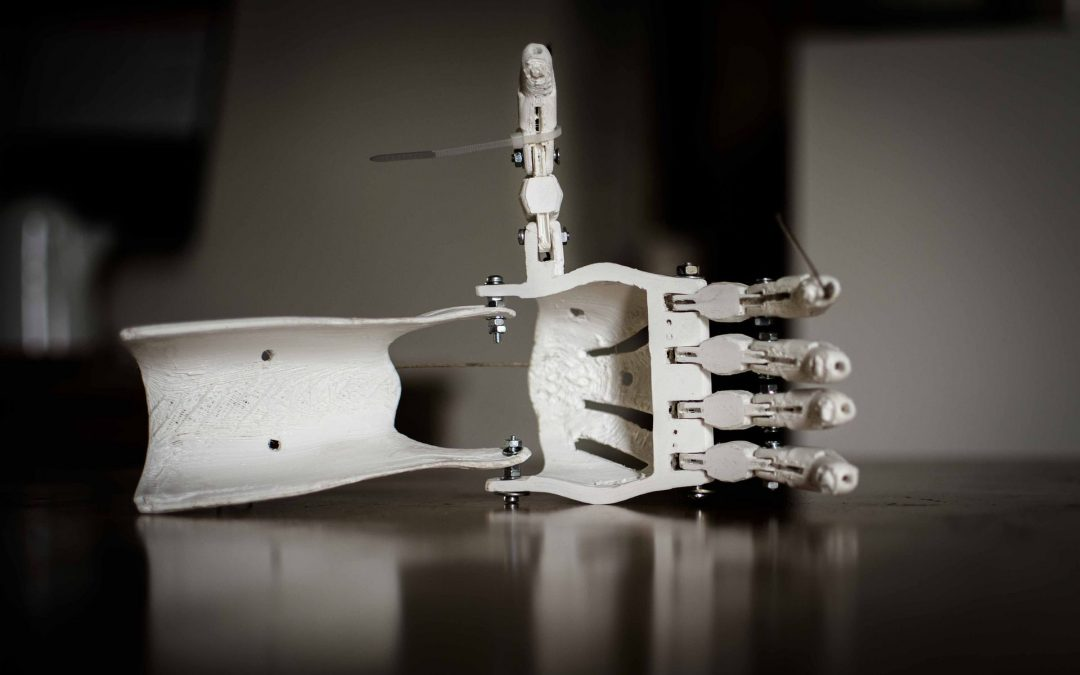 Latest 3D printing technology in Medical purposes